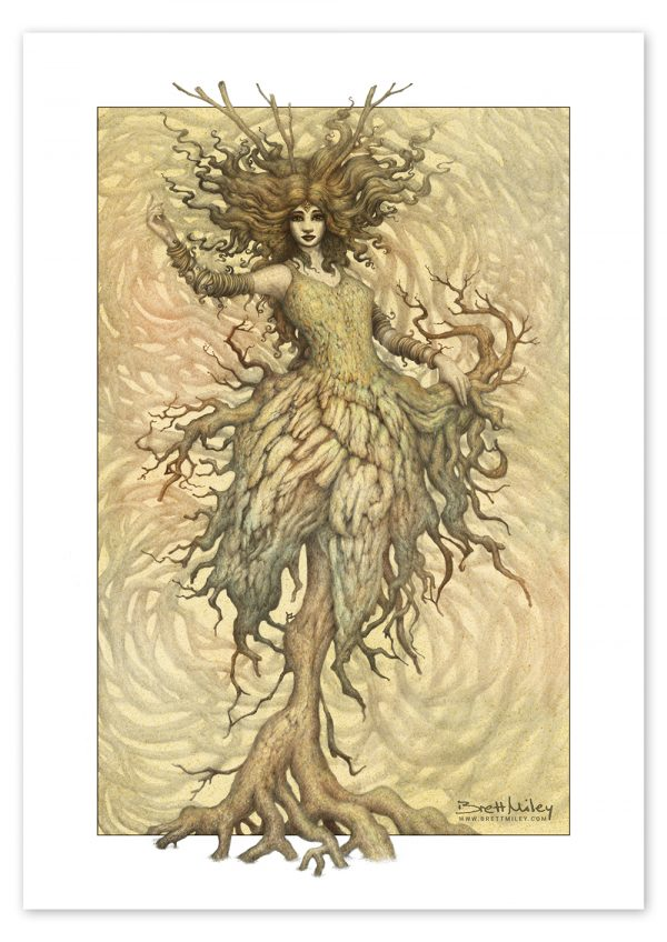 Faerie of the Forest Winds